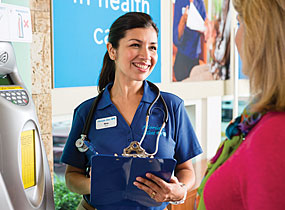 Nina in Hialeah helped Yulissa find a wellness program that fit her lifestyle