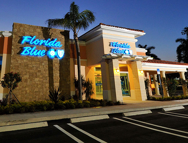 Florida Blue Picture