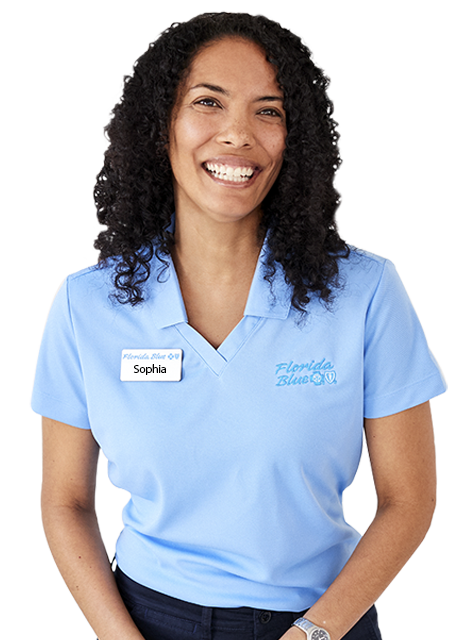 Florida Blue Center Nurse