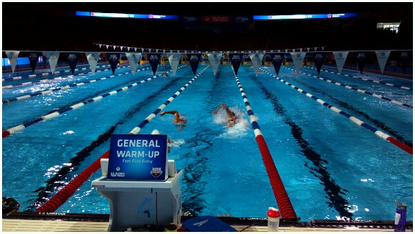 Olympic Swimming Pool 2012: How To Coach An Olympian: An Interview With Sergio Lopez